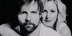 """"""" — another bonus was I was able to meet the one woman on planet fuckin' Earth that could ever put up with me."""" Dean Ambrose and Renee Young"""