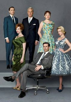 "Mad Men: Stylist's ""Best Ever Costume Dramas."" A couple strange choices and snubs..."
