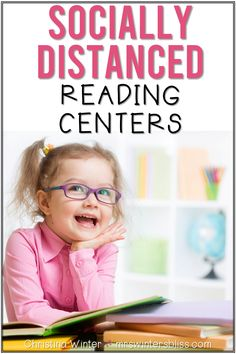Socially distanced literacy center ideas for kindergarten, first and second grade students.  Students will practice reading while engaging in meaningful, safe and distanced center activities. Download a free write the room literacy center in the  post! #socialdistance #literacycenters #learningtoread Kindergarten Centers, Teaching Kindergarten, Student Teaching, Teaching Reading, Teaching Ideas, First Grade Classroom, Primary Classroom, Classroom Ideas, Literacy Stations