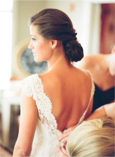 love the back of this gown | graham terhune photography