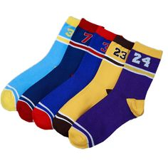 Cheap lot ties, Buy Quality socks cable directly from China lot define Suppliers: Socks for Men- Basketball number socks lot Note: Free size suitable for EU size lot include 5 colors. Cheap Mens Fashion, Scary Costumes, Basketball Socks, Colorful Socks, Fashion Socks, Cotton Socks, Fashion 2017, Skateboard, Stars