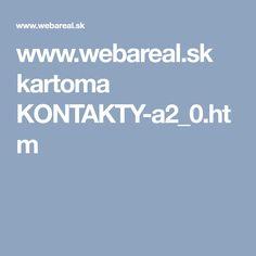 www.webareal.sk kartoma KONTAKTY-a2_0.htm