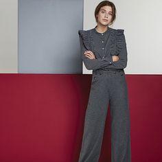 Prince de Galles, rayures banquier et col tailleur : découvrez notre vestiaire emprunté aux hommes mais tout en féminité...  #monoprix #newcollection #monoprixmode #instafashion #fashion #monoprixlovers #ootd #outfit #inspiration #soon #comingsoon