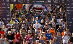 Groupon - Entry for One, Two, Three, or Four to the Live Ultimate RUN 5K Run/Walk or Quarter Marathon on June 30 (Up to 55% Off) in San Francisco (Crissy Field). Groupon deal price: $20.00