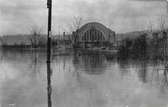 Flood of 1937, Cincinnati Ohio, Union Terminal