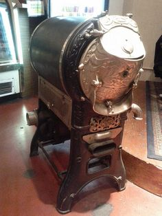 Coffee Roaster by Fred​, via Flickr