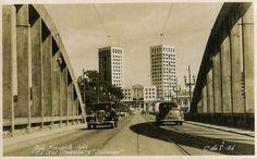 BH - Viaduto Santa Tereza, 1946