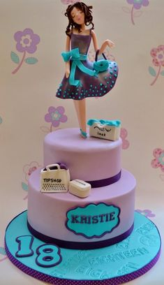 Love to Shop - by roostorm @ CakesDecor.com - cake decorating website