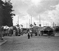 Parque Eduardo VII, Entrada da Feira de Agosto, 1901/10
