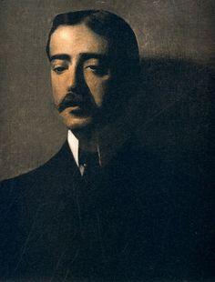 Vilhelm Hammershoi was a visionary painter.