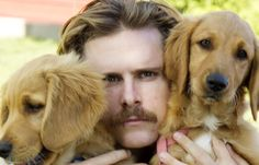These Giant Men Meet Tiny Puppies And Instantly Revert Back To Little Boys