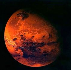 Marte - O planeta vermelho