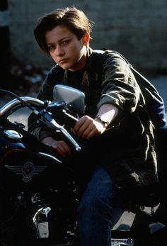 Terminator 2 Judgment Day Edward Furlong as John Connor The Terminator 2, Terminator Movies, Science Fiction, Kyle Reese, 90s Pop Culture, Edward Furlong, John Connor, Sci Fi Novels, Top Film