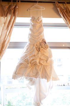 Kara's #weddingdress.