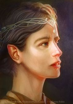 Queen Arwen Undomiel by Leone-art on DeviantArt Writing Inspiration, Character Inspiration, Character Art, Arwen Undomiel, D D Characters, Fictional Characters, Middle Earth, Tolkien, Lotr