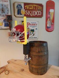 USC TROJANS BEER TAP HANDLE KEGERATOR BARKER HANDLES