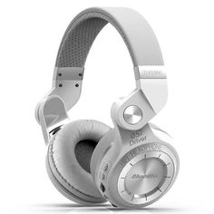 Original Bluedio T2+ Bluetooth 4.1 Foldable Headset Headphones Stereo Support FM Radio MicroSD Card Functions Music Phone Call