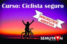 Semutran abre inscrições para o curso gratuito 'ciclista seguro' -   A Secretaria de Mobilidade Urbana (Semutran) está com inscrições abertas para o curso gratuito 'Ciclista Seguro'. São apenas 30 vagas para a primeira turma.  O curso será realizado no Centro Vivencial de Trânsito Engº Sérgio Gonçalves, que fica na Rua Amando de Barros, 2741.O participa - http://acontecebotucatu.com.br/geral/semutran-abre-inscricoes-para-o-curso-gratuito-ciclista-seguro