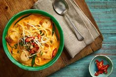 A hearty Malaysian soup to warm your cockles this winter.