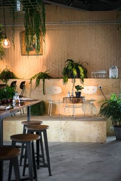 CoffeeLab UC, Eindhoven. Designed by Studio Lime