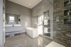 Recent finished bathroom