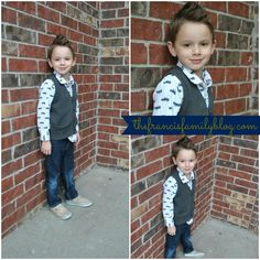 Mack For your little men. The Francis Family: Wear-It: Dressing a preschool-aged boy Preschool Age, Little Man, Dog Days, My Boys, Clever, Dressing, Handsome, My Style, How To Wear