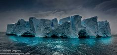 antarctica. Photo taken by #Micheal_Leggero on Flickr
