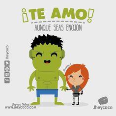 Super Ideas for quotes cute love Diy Love, Cute Love, Love You, Best Quotes, Love Quotes, Funny Quotes, Hj Story, Comics Love, Spanish Memes