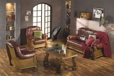 ROMA: natural leather, different colors to choose from