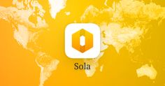 Sola - The next-gen decentralized social platform governed by users.