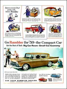 Go Rambler for 1959!