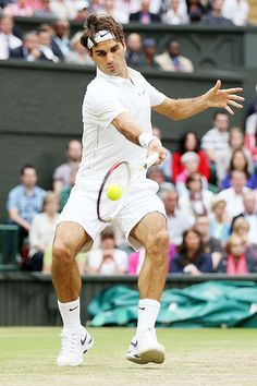 Six-time champion Roger Federer produced a vintage display to beat defending champion Novak Djokovic 6-3, 3-6, 6-4, 6-3 in the Wimbledon semi-final on Friday.