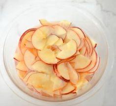 BrunettGundas Blogg Baked Apples, No Bake Desserts, Food Art, Shapes, Vegetables, Rose, Recipes, Blogg, Style