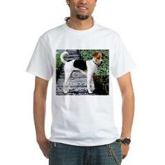 parson russell terrier full 2 T-Shirt > Parson Russell Terrier > Paw Prints 5