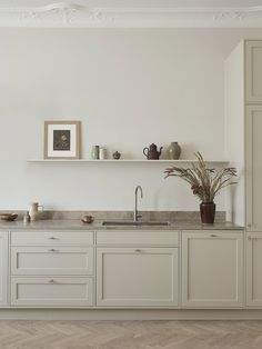 Modern Shaker Kitchen, Swedish Kitchen, Nordic Kitchen, Timeless Kitchen, Minimalist Kitchen, Rustic Kitchen, Scandinavian Kitchen, Nordic Interior, Kitchen Interior