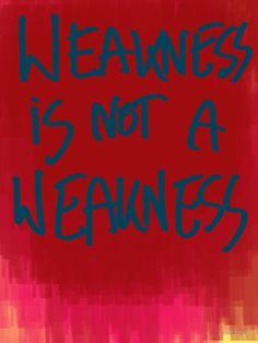 Weakness by przezajac