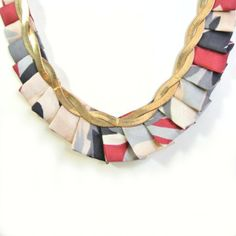 Berenice necklace by Jicqy les mirettes