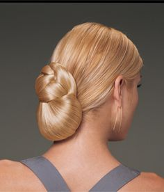 Braid Bun clip in all hair colors