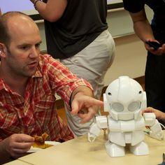 RAPIRO - Raspberry Pi Powered Robot.