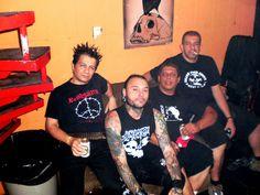 Backstage do Inferno (SP) 2010