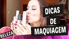 Dicas de maquiagem - Produtos que usei e aprovei! INSCREVA-SE NO CANAL: https://www.youtube.com/user/coquetelfashion