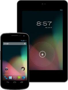 Galaxy Nexus  Nexus 7