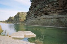 Llano River texas -