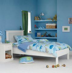 Floor Space in Boys Bedroom