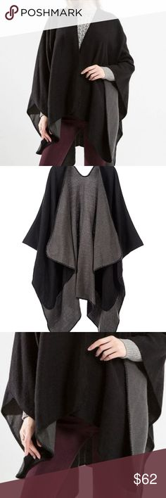 One new poncho a day | Poncho Power | Pinterest