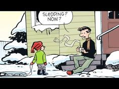 The Norm Comics - Sled head