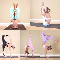 Yoga poses offer numerous benefits to anyone who performs them. There are basic yoga poses and more advanced yoga poses. Here are four advanced yoga poses to get you moving. Yoga Fitness, Fitness Tips, Fitness Goals, Basic Yoga Poses, Yoga Tips, Chair Exercises, Yoga Exercises, Sup Yoga, Yoga Posen