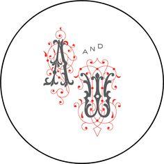 Letterpress Coasters | Victrola Design | Bella Figura Letterpress