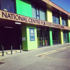 National Centre for Food Manufacturing; Percy's blending and bottling facilities; Food Manufacturing, Fruit Tea, Brewing, Centre