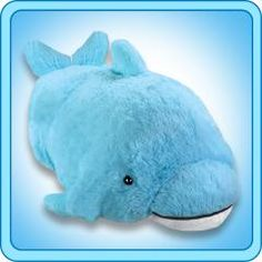 Dolphin pillow pet!